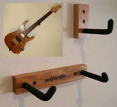 diy guitar stand guitar wall hanger