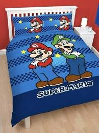 bed sheets super brothers double panel duvet cover bedding set within remodel 3 full mario bros bed sheets sets super