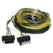 trailer wiring Trailer Wiring Harness Extension optronics 5 way trailer wiring harness 25' boat trailer wiring harness extension