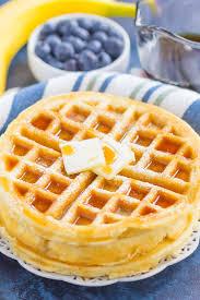 Light N Crispy Waffles Fluffy Belgian Waffles Pumpkin N Spice