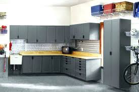 Corner Stacking Shelves Delectable Garage Corner Workbench Garage Storage Drawers Cabinets Garage