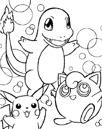 Printable Pokemon Coloring Pages Free Printable Coloring Pages