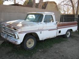 Truck chevy c10 project trucks : Project '64 Cheapskate - The 1947 - Present Chevrolet & GMC Truck ...