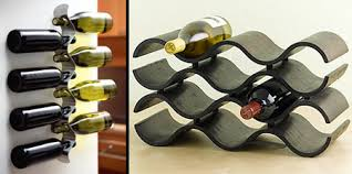 stylish wine rack. Brilliant Wine And Stylish Wine Rack Toxelcom