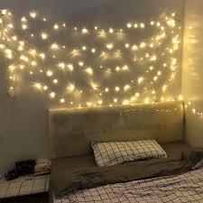 Dây đèn LED trang trí bóng đèn hình ngôi sao   Đèn trang trí