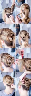 101 Cute Easy Bun Hairstyles For Long Hair And Medium Hair