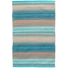 glamorous turquoise and brown rug 45 da264 list zoom