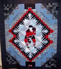 Pretty Hockey Quilt Pattern Ideas | Quilt Pattern Design & Hockey Quilt Pattern hockey quilts satin moons blog Adamdwight.com