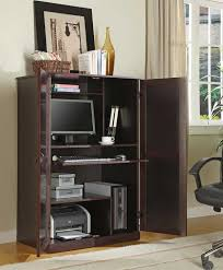 computer armoire a useful furniture piece for a small home office modern corner computer