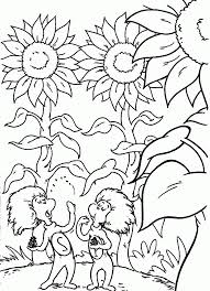 Small Picture 8 Pics Of Dr Seuss Cat In The Hat Coloring Pages Free Printable
