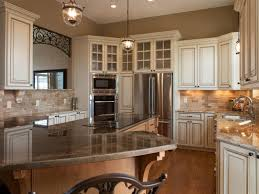 Traditional Kitchen Traditional Style Tuscan Kitchen Makeover Chantal Devane Hgtv