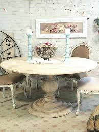 round french country dining table french country round dining table painted cottage chic shabby french linen