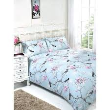 duvet cover sets king size stylish incredible fl birds set bedding covers regarding canada