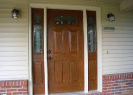 Door : Wood Storm Doors Stunning Front Door With Screen Built A ...