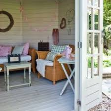 house furniture ideas. Love The Idea Of A Garden \u0027summerhouse\u0027. English Summer House With Mix And Match Furniture Home \u0026 Living UK Ideas
