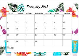 month template 2018 blank template february 2018 calendar 2018