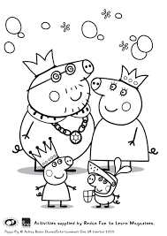 Articles with Peppa Pig Colouring Pages Birthday Tag: peppa pig ...