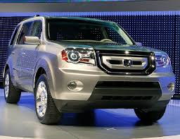 2015 honda pilot redesign. Simple Pilot 2015 Honda Pilot At Ny Auto Show Intended Honda Pilot Redesign G