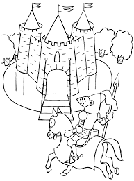 Get free high quality hd wallpapers coloring page knight shining