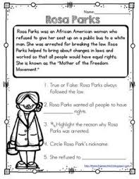 the most awesome images on the internet park learning and black  rosa parks reading passage