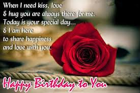 Beautiful Birthday Quotes For Lover Best of Cute Happy Birthday Quotes For Boyfriend This Blog About Health