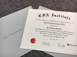 Cfa Designation Description Cfa Certificate Analystforum