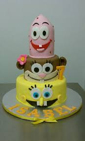 Top Ten Spongebob Cake Ideas Birthday Express