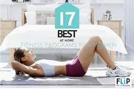 17 best home fitness programs for women
