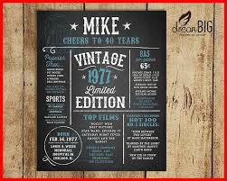40th birthday gift ideas for him canada gift idea for everyone find cool great perfect and various gifts