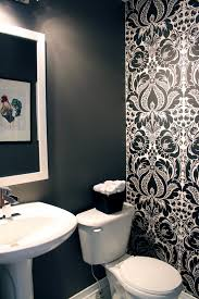 Accent Wall Bathroom Bathroom Ideas About Bathroom Accent Wall On Pinterest Wallpaper
