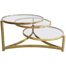 brass and glass coffee table. Brass And Glass Coffee Table