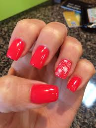 Canada Day Gel Nail Designs My Canada Day Nails A Little Fireworks And Red And White