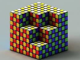 Cool Rubiks Cube Patterns Unique Ideas