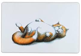 <b>Коврик</b> для <b>мисок TRIXIE</b> 24475 Thick cat — купить по выгодной ...