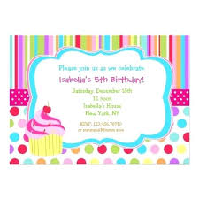 Birthday Invitation Cards Templates Card Template Photoshop