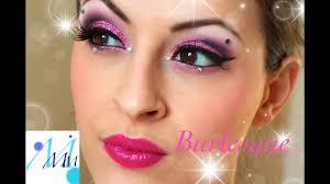 maquillage cabaret burlesque