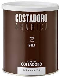 Купить <b>Кофе</b> молотый <b>Costadoro Arabica Moka</b> по выгодной цене ...