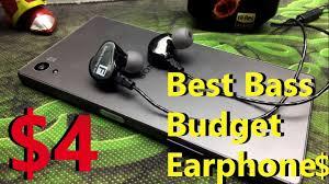 <b>QKZ CK9</b>: Best Bass Budget <b>Earphones</b> - $4 <b>Earphones</b>