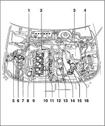 vw 1 9 engine diagram vw diy wiring diagrams
