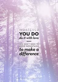 Making A Difference Quotes Simple Motivational Quotes Making A Difference OMG Quotes Your Daily