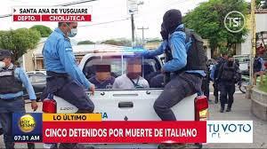 Lynchjustiz in Honduras - 600 Menschen schlugen den Italiener Giorgio Scanu  zu Tode - 20 Minuten