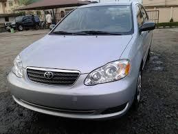 Lagos Cleared Tokunbo 2006 Toyota Corolla CE - Autos - Nigeria