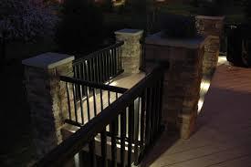 deck lighting ideas. Full Size Of Exterior Illumination Hidden Lighting Fixtures Enjoy Beautiful View In The Night On Deck Ideas