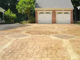 stamped concrete pool patio. Stamped Concrete Patio - Driveway Pool Deck Walkway | Manassas, Fairfax, Sterling, Arlington, Alexandria Northern Virginia M \u0026F Commercial O