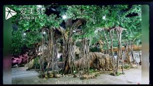 artificial outdoor trees large artificial tree and artificial banyan tree