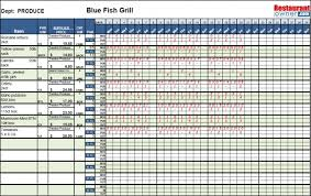 Spreadsheet Templates Perpetual Inventory Ordering Template