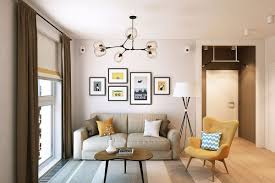 Neutral Color Scheme For Living Room Sliding Doors And Inventive Design Alter Family Apartment In Moscow
