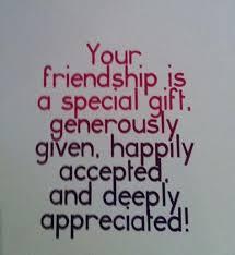<b>Friendship</b> is <b>special</b> gift | <b>Thank you</b> quotes for <b>friends</b>, <b>Best friend</b> ...