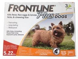 as amazon s 1 best seller in dog flea drops you can count on merial frontline plus flea and tick control to provide effective treatment for your dog or