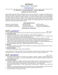 Recruiter Resume Examples Free Resume Example And Writing Download
